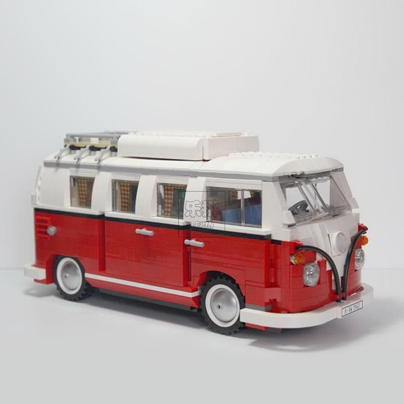 Lepin-Technic-21001-Volkswagen-T1-Camper-21003-Beetle-21002-Cooper-Car-Building-Blocks-Bricks-Toys-10220 (2)