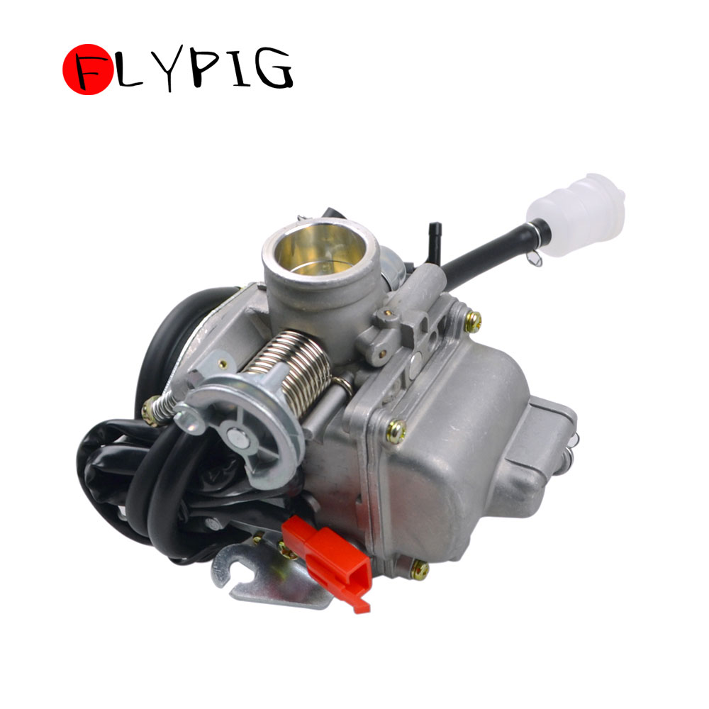 24mm Carburateur voor Honda GY6 125 CC ATV 125 PD24J Scooter Go Kart Wildfire Carb