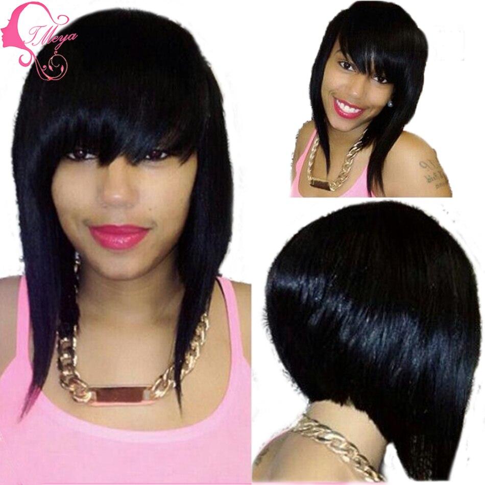 Fashion full lace bob wig human hair /short lace front