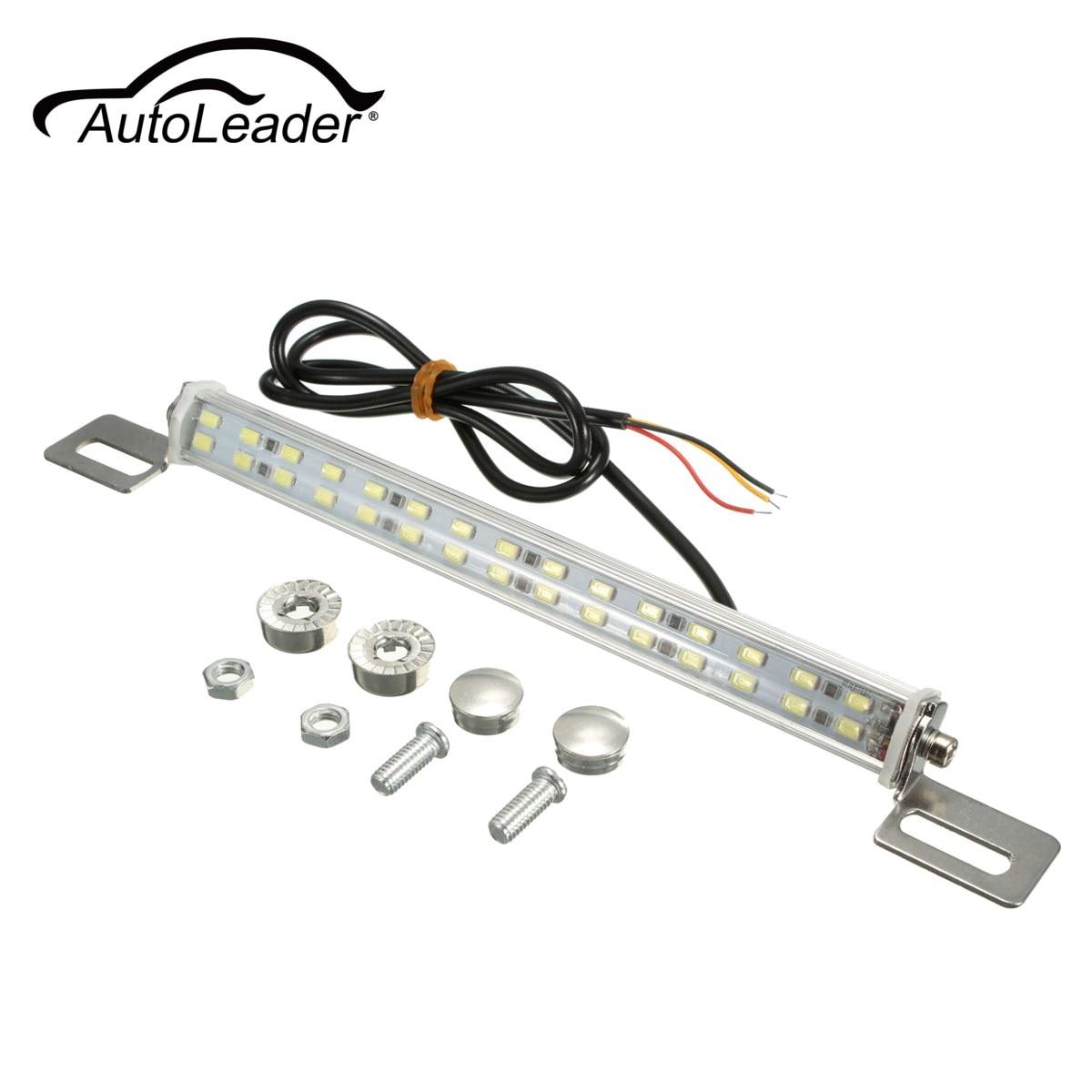 Autoleader Universal 12v 30 Led Car Truck License Plate Backup Reverse Light Number Plate Lamp