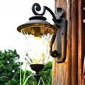 Настенный светильник LO7266  уличный  из водонепроницаемого стекла  в европейском стиле