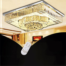 Free shipping Flush Mount LED Modern/Contemporary Living Room/Bedroom/Dining Room/Study Room/Office Glass