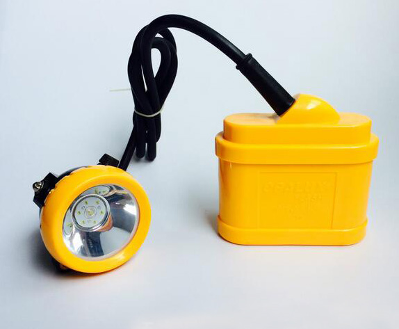 Led Miner Head Lamp 6600MAH NI MH Battery for Mining Fishing Working Light Free Ship KJ6LM