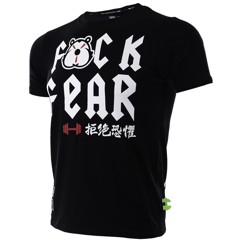 Men Gym BodyBuilding Training Jerseys T Shirt Breathable MMA Fighting Fitness Boxing Training Muay Thai Jiu Jitsu Short Tee
