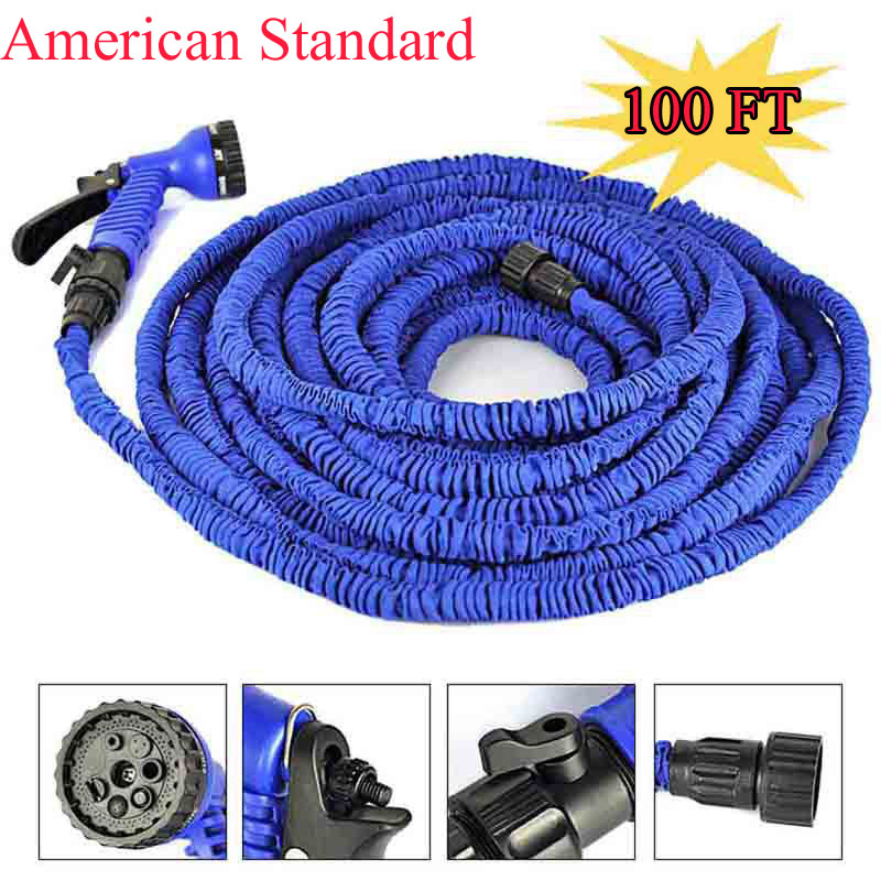 Aliexpresscom Buy As Seen On Tv Hot Sale 100FT magic Hose Blue