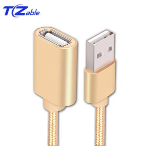 Extension-Cable Connection-Line Computer Usb-2.0 Male-To-Female-0.5m 1m 2m 3m for PC