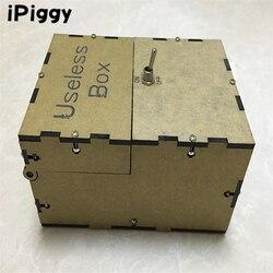Бесполезная коробка DIY Набор бесполезная машина подарок на день рождения Игрушка Гаджет затычки шутка широкая игра хитовые игрушки Забавны...