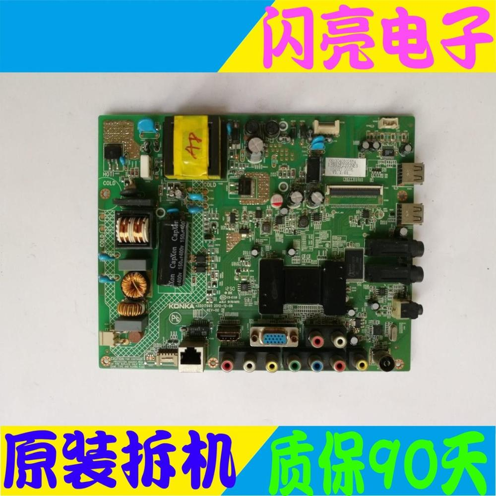 Main Board Power Board Circuit Logic Board Constant Current Board Led 32f2200ne 35017695 Screen 0120yt Audio & Video Replacement Parts
