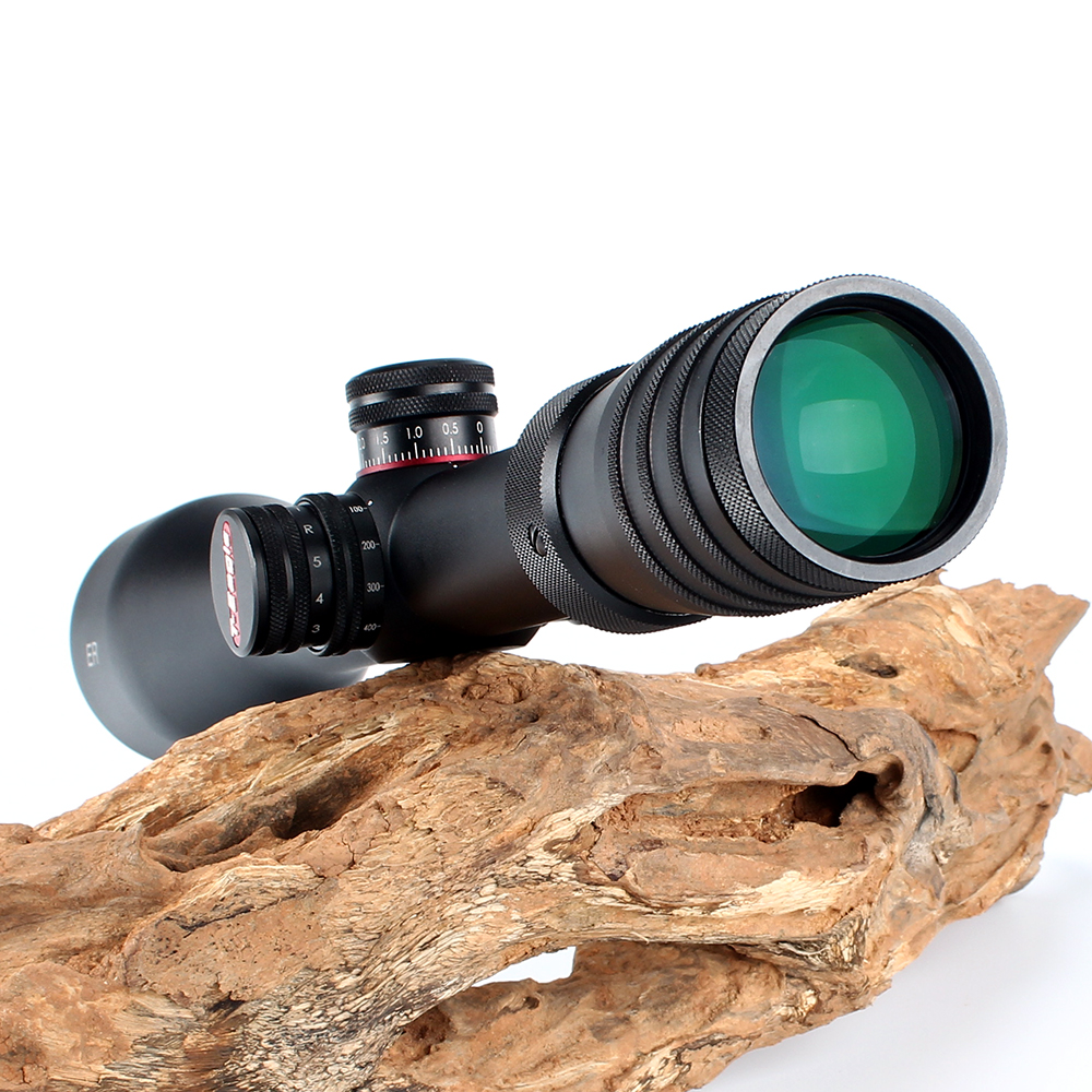 T-Eagle ER 5-20X50 SFIR Hunting Riflescope Side Parallax Glass Etched Reticle Turrets Lock Reset Built-in Bubb Level Rifle Scope (9)
