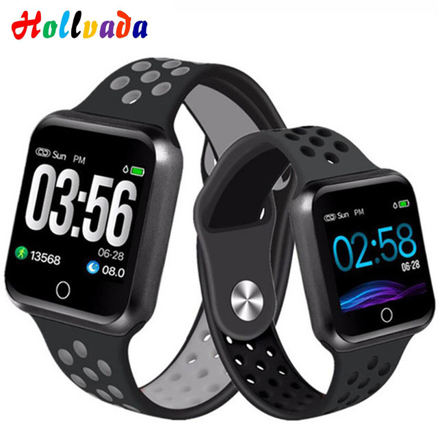 Hollvada S226 smart watches watch IP67 Waterproof 30 meters waterproof 15 days long standby Heart rate Blood pressure Smartwatch(China)