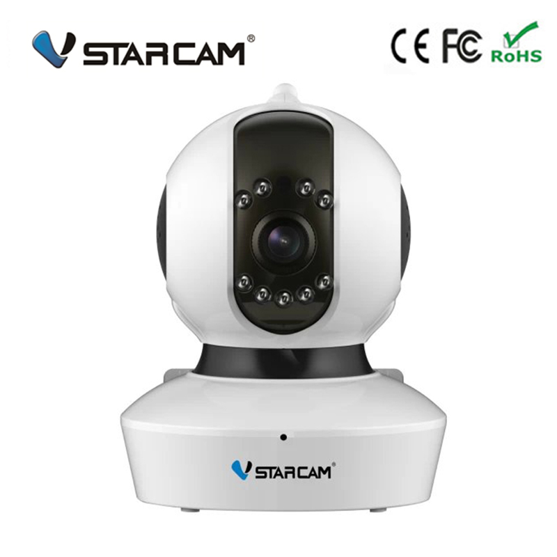 Buy Vstarcam 23S P2P 1080P Wifi IP Camera 2MP Security Dome Camera Wifi Wireless Support 64G TF card Free Shipping