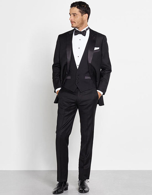 2018 British Style The Newman Outfit Men Suits Terno Masculino ...