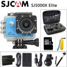ต้นฉบับSJCAM SJ5000XยอดGyroกีฬาการกระทำกล้องไร้สาย4พัน24fps 2พัน30fpsดำน้ำ30เมตรกันน้ำNTK96660 SJเวบแคมกีฬาDV