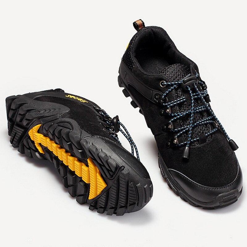 En Haute Anti Chaussures Naturel Qualité Black blue dérapage orange Daim Respirant Hommes Casual Occasionnels De doexrWCB