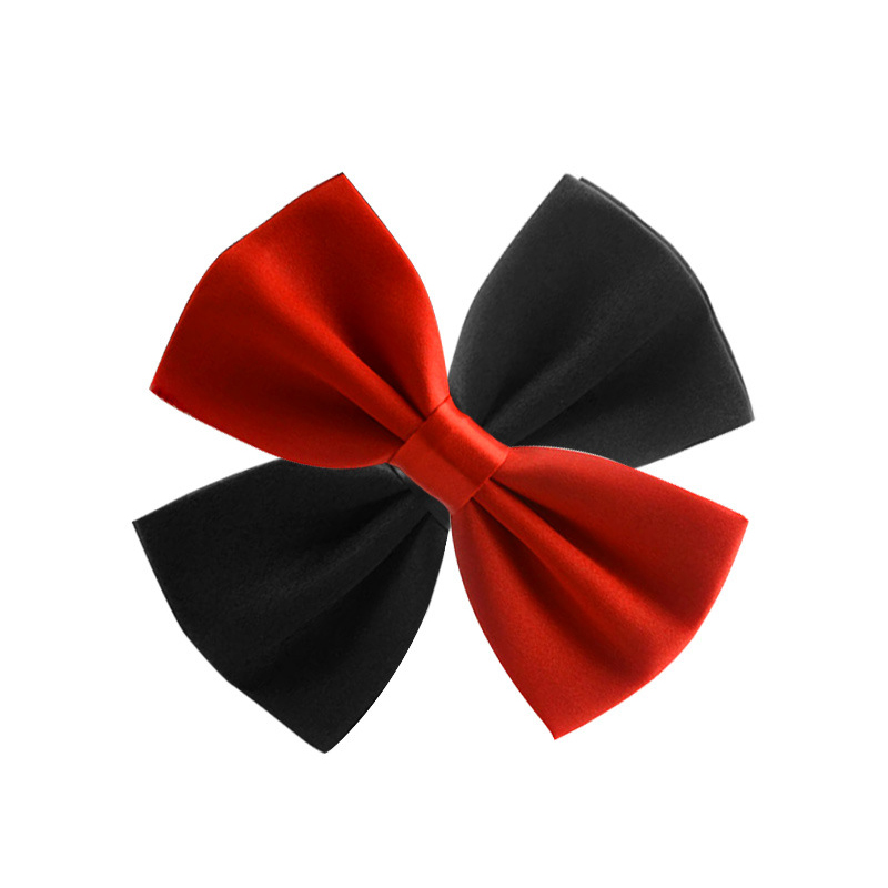 Children Bow Tie Charming Kid Boy Classical Bowties Butterfly Wedding Party Pet Bowtie Tuxedo Ties Red Black White Cravate