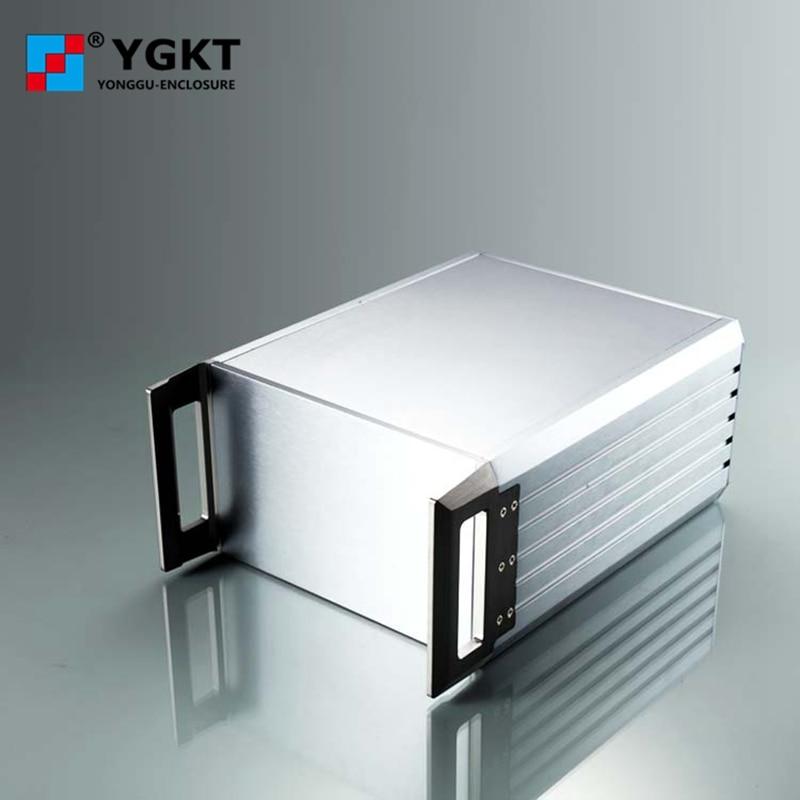 445*133.5-300mm (wxhxd) 3u wall mounting aluminum project pcb electronic case/aluminum housing/customized junction box цена