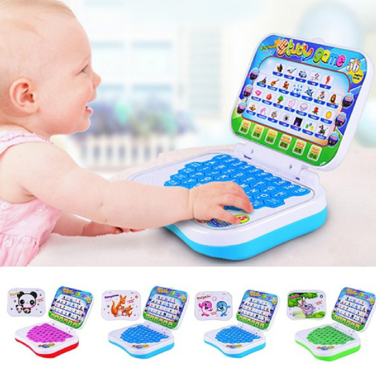 Multifunctional Early Learning Educational Computer Toys For Kids Boys.