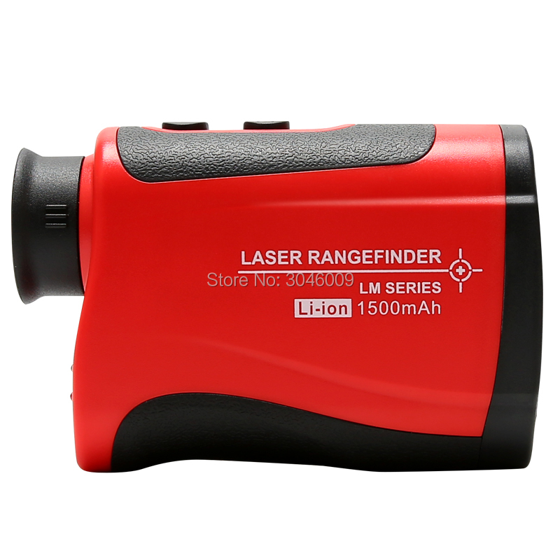 UNI T LM600/800/1000/1200/1500 Laser Rangefinders; height measurement/speed measurement/angle measurement/distance measurement - 4