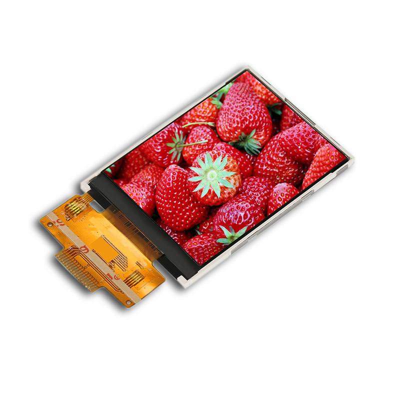 IPS display ILI9341 2 4 inch SPI Serial TFT LCD touch screen display 4IO  Port 18 pin 240X320 for Arduino diy module 2 4inch