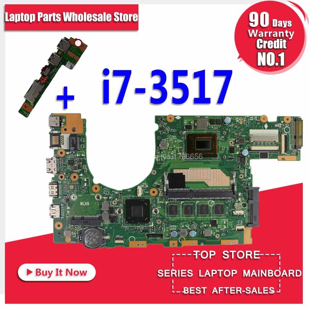 Send board+for asus S400 s400c s500c S400CA S500CA MAIN BOARD original motherboard with i7-3537 CPU s400ca rev 3.1 100% Test ok touchscreen for polypad 1010 mediacom smartpad mp101 s2 prestigio multipad 10 1 4quntum 3g pb101jg8701 glass