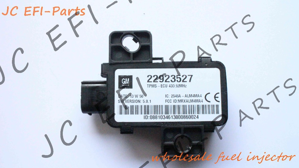 22923527 TPMS CONTROL MODEL TIRE PRESSURE MONITOR COMPONENTS FOR GM