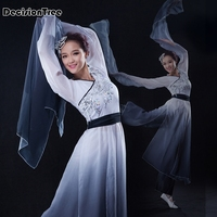 2019 new women traditional russian costume chinese traditional costume for girls dress child clothes dance dresses