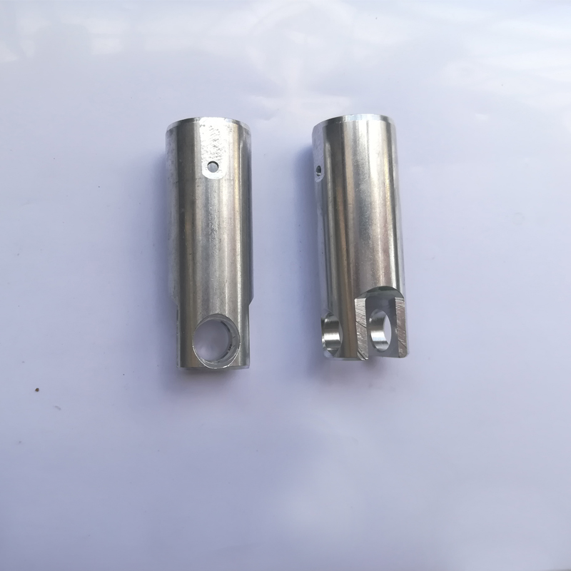 2PCS / LOT, hõbedase alumiiniumiga elektrilise haamriga puurkolb - Elektritööriistade tarvikud - Foto 4