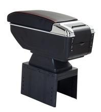Для renault dacia duster Logan lodgy Sandero подлокотник коробка центральный хранить содержимое коробки с подстаканником пепельница общая модель
