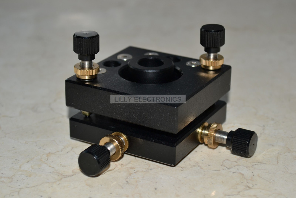 4-Axis Laser Beam Expander Mount/Holder For Laser Marking/Engraving/Cutting/Welding