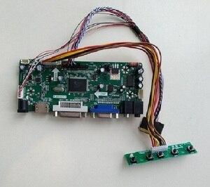 Image 1 - LP173WD1 ため (tl)(A1)/(tl)(P2) 1600X900 17.3 インチパネル画面m。NT68676 hdmi dvi vga led lcdコントローラボードキットdiy
