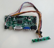 Per LP173WD1(TL)(A1)/(TL)(P2) 1600X900 17.3 pollici del Pannello Dello Schermo di M.NT68676 HDMI DVI VGA LED LCD Controller board Kit FAI DA TE