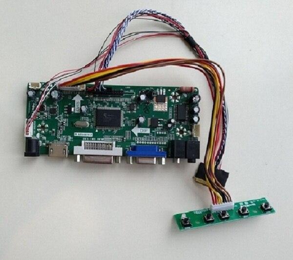 Voor LP173WD1 (Tl)(A1)/(Tl)(P2) 1600X900 17.3Inch Panel Screen M.NT68676 Hdmi Dvi Vga Led Lcd Controller Board Kit Diy