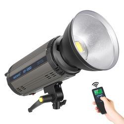 Neewer SL-60W światło LED do kamery biała wersja 5600K  60W CRI 95 +  TLCI 90 + z pilotem i odbłyśnikiem  ciągłe oświetlenie