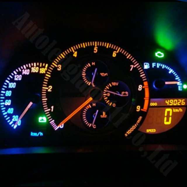 Online 10pcs T5 Led For Acura Ilx Rdx Mdx Rl Tl Tsx Zdx Rsx Nsx Cl Integra Slx Legend Vigor Dashboard Instrument Panel Light Bulb Aliexpress Mobile