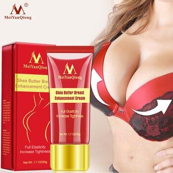 Crème à base de plantes pour l'élargissement du sein efficace pleine élasticité rehausseur de sein augmenter l'étanchéité grand buste crème de soin du sein 50g