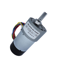 цена на 37-3530GB DC Geared Motor 12V with Encoder Speedometer High Torque CW/CCW24V