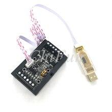 PLC board công nghiệp lập trình điều khiển FX1N 10MT mô đun chậm trễ với cáp chương trình và vỏ