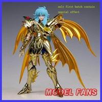 MODEL FANS first batch presale chuanshen cs Saint Seiya sog soul of god EX Pisces Aphrodite action figure Cloth Myth Metal Armor
