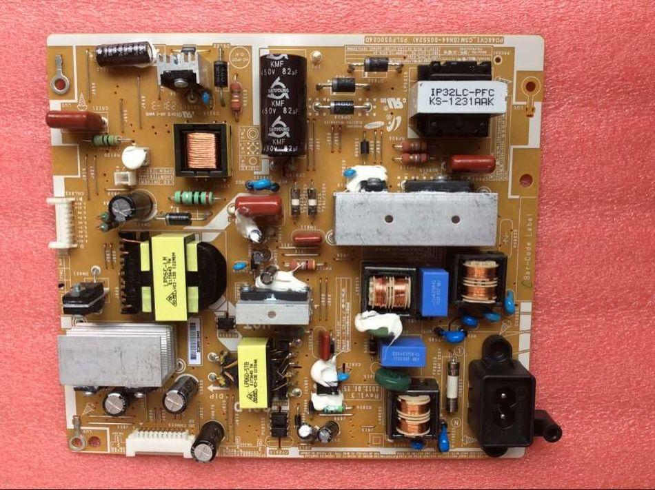 BN44-00552A PSLF930C04D PD46CV1-CSM BN44 00552A Good Working Tested good working original used for power supply board bn44 00552a pslf930c04d pd46cv1 csm