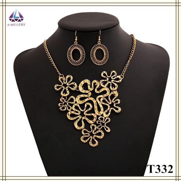 344f92f21c93 2015 última moda Popular diseño antiguo del oro del collar de diseño  imágenes