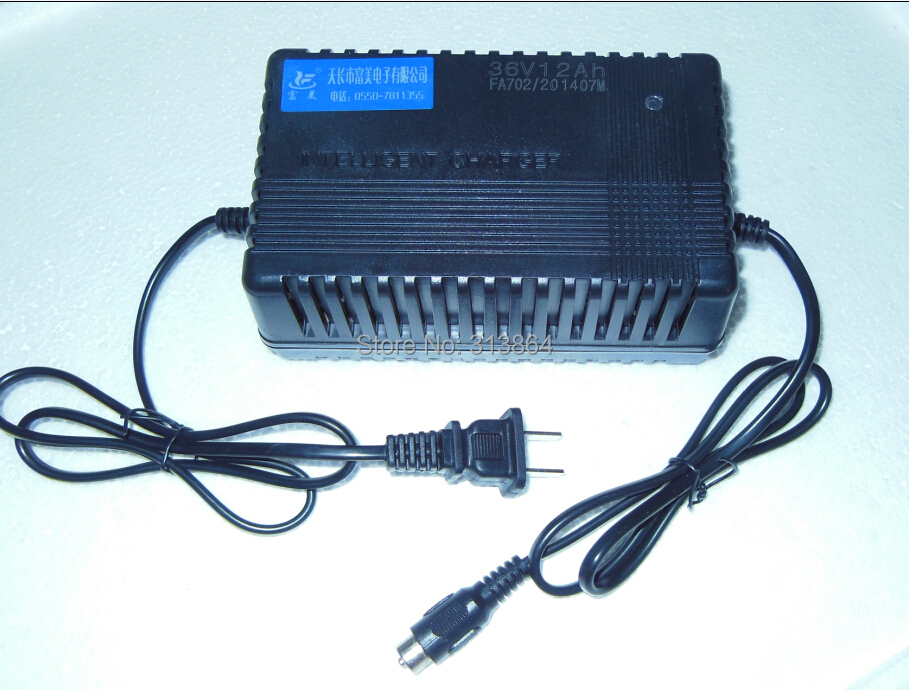 High Quality FUMEI 36V 12Ah 1.8A Electric Bicycle Charger/Lead Acid Battery Charger