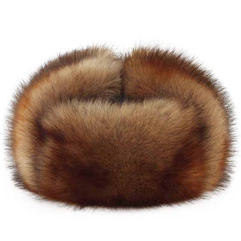 Detail Feedback Questions about Male Warm Fur Hat Men s Leifengmao Winter  Warm Hat Ear protection Fur Cap Elder Cotton Hat Windproof Thickening Cap B  8566 ... bc772f4f7fbc