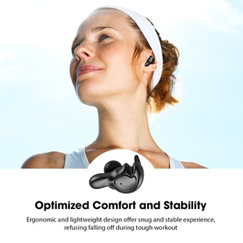 Mpow T7 True Wireless Earphones Ergonomic Super Light Bluetooth 5.0 Earbuds With Crystal Clear Microphones For iPhone XS/X/8/7/6