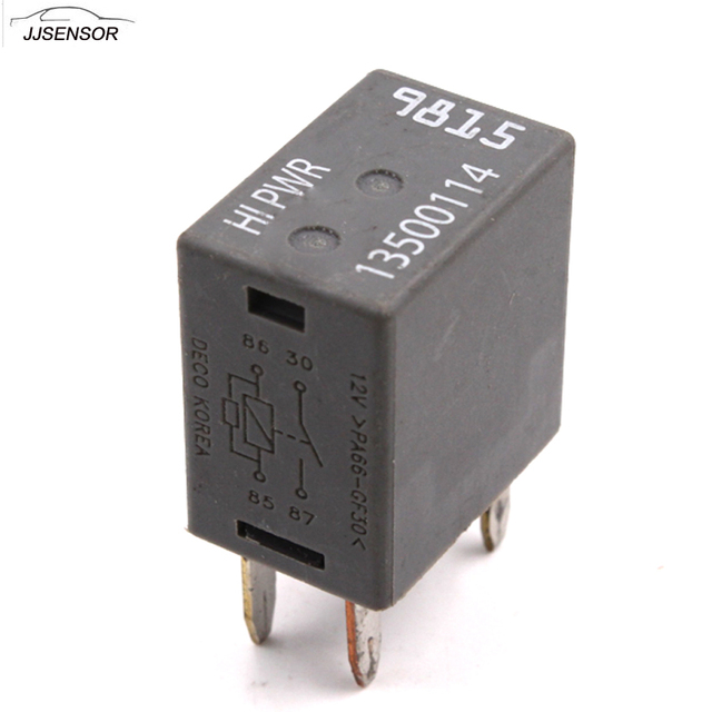 YAOPEI 13500114 Electrical Relay For GMCin Car Switches Relays
