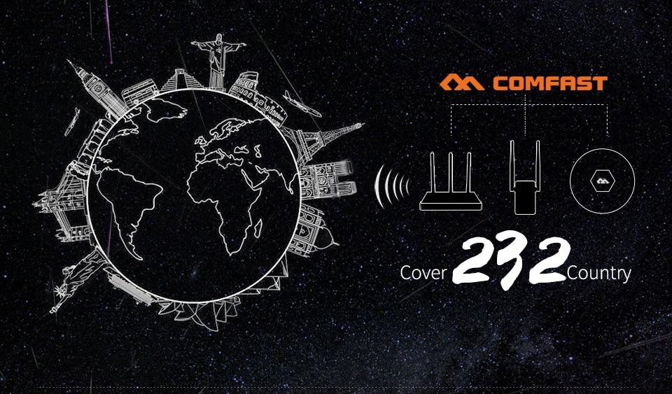 اليوم مكبر 5.8Ghz فاي 15