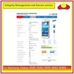 "Image 3 - 10Pcs/lot 5.0"" For Samsung Galaxy Grand Duos i9082 i9080 Neo plus i9060i i9060 i9062 i9063 Lcd Display Screen Pantalla Monitor"