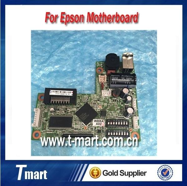 ФОТО 100% Working printer formatter board For Epson TM-T88V printer motherboard fully test