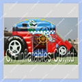 Inflatable Dragster Sport Car Bounce House  for Kids/ Cars Inflatable Bounce Castle