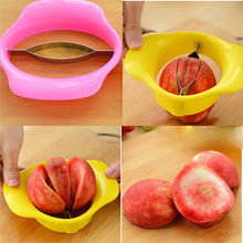 Amazing Mango/Peach Slicer Cutter Pitter and Corer