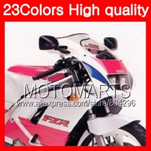 23Colors Windscreen For YAMAHA FZR250R 93 94 95 FZR250 R FZR 250 R FZR 250R 1993 1994 1995 Chrome Black Clear Smoke Windshield